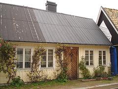 Maison / House  No-47  .  Båstad .  Suède / Sweden.  21-10-2008