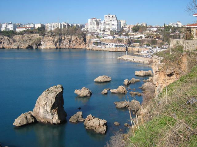 Bucht von Antalya