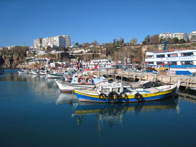IMG 1531 Hafen von Antalya