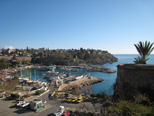 IMG 1533 Hafenbucht von Antalya