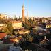 IMG 1542 Antalya wärmt sich