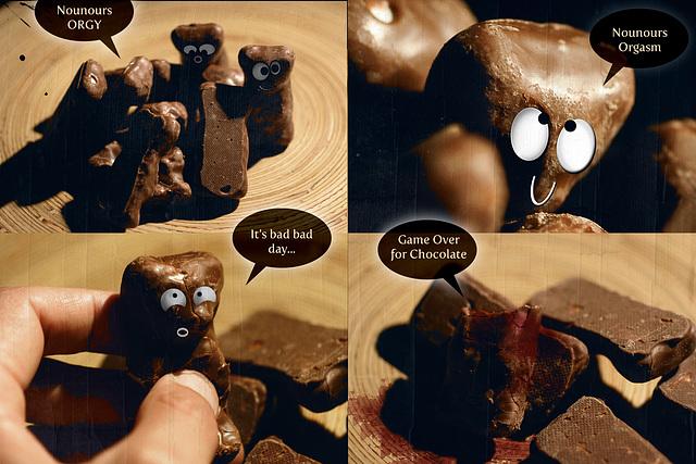 Chocolate adventure !