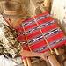 Textile Art - Tisserand de Ponchos Cacha, Pérou