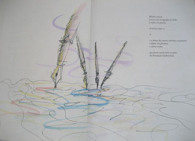 Pen's Dance (illustration)