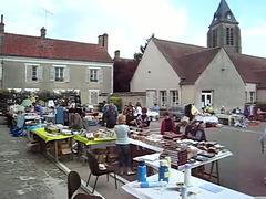 Vide-greniers - 1er mai 2009
