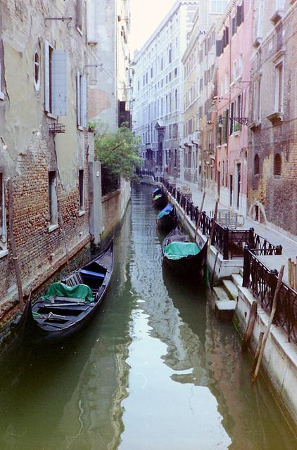 "Venedig, ""Nebenstr."""