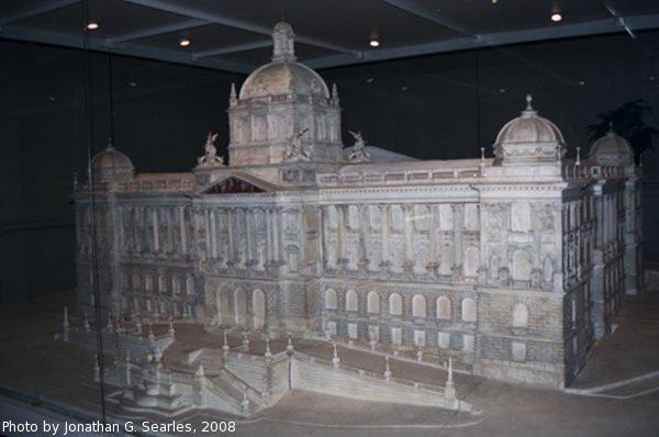 Narodni Muzeum Model, Picture 3, Prague, CZ, 2008