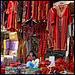red abaya's