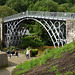 The Iron Bridge over the River Severn