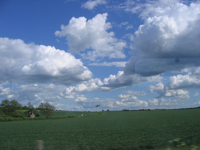 Nuages II
