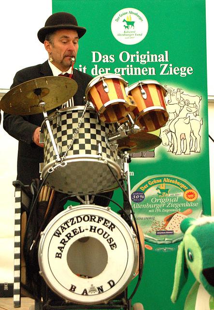 tamburisto - Schlagzeuger