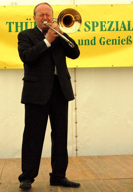 Stefan Kister - Posaune, trombono