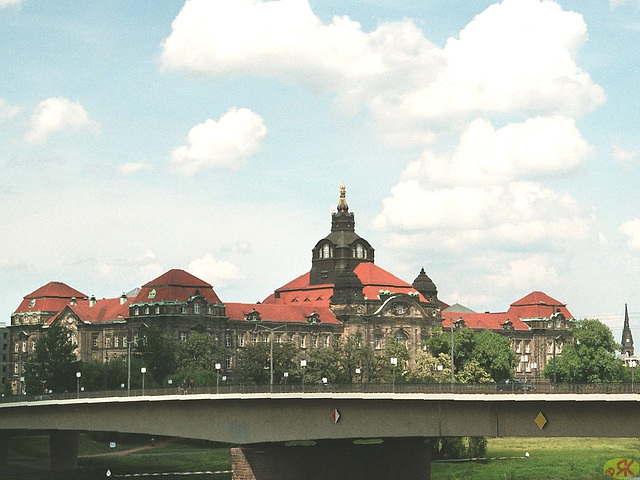 2009-05-20 14 Dresden, Staatskanzlei