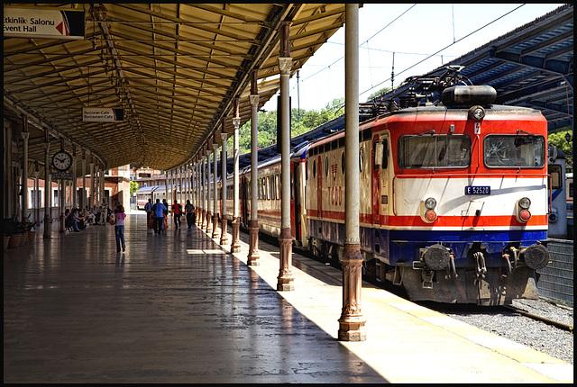 Railway Station Istanbul