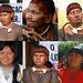 Ethnie Xavante, Brésil