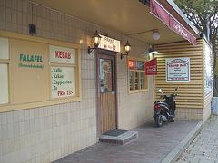 Frikko kebab bar  /  Helsingborg - Suède / Sweden.  22 octobre 2008