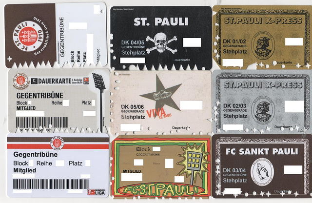 Dauerkarten 01-09