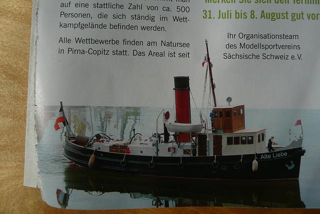 Weltmeisterschaft im Schiffsmodellbau - 2009