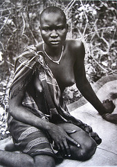 Sebastião Salgado, DINKAS from Sudan, people's faces (2)