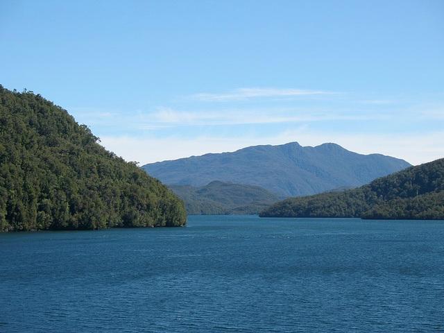 Patagonie, au Chili
