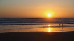 Cape Woolamai at sunset