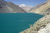 Lac El Yeso, Chili