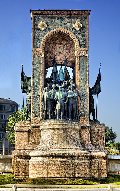 Cumhuriyet Anıtı