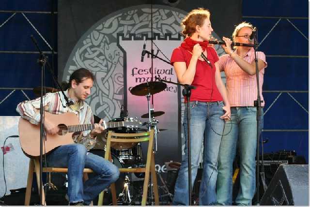 """""""Danar""""-celta muziko"""