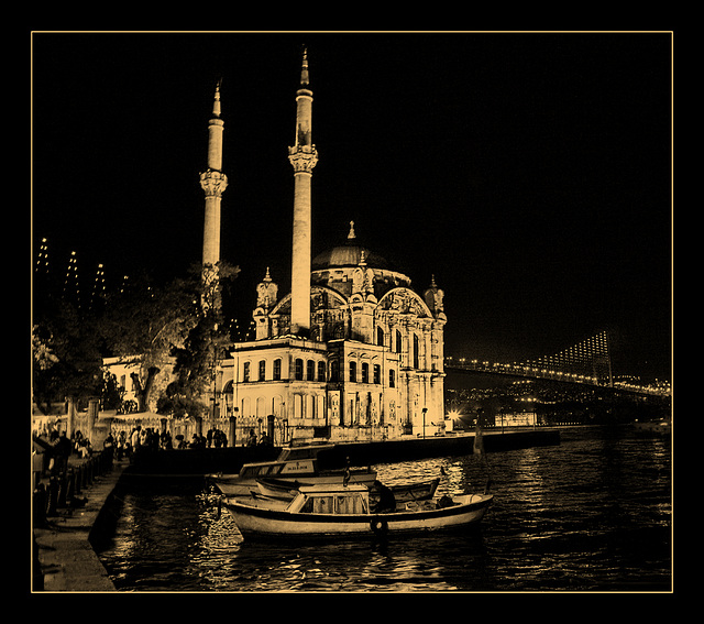 Ortaköy mosque