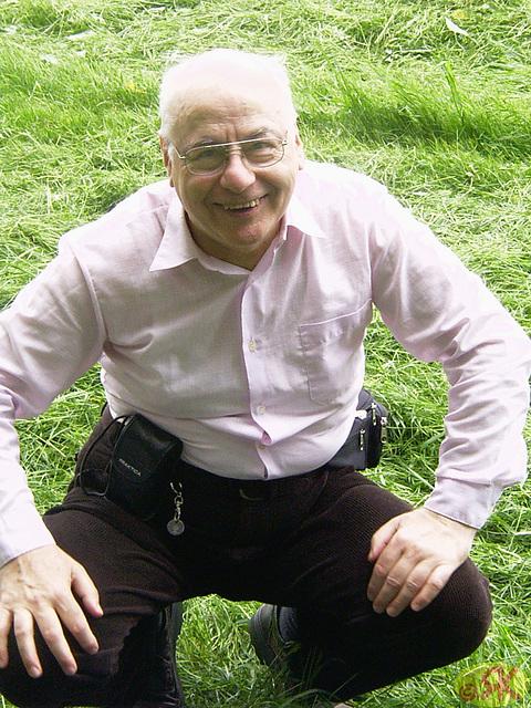 2003-05-17 05 Domholzschänke, Siegfried