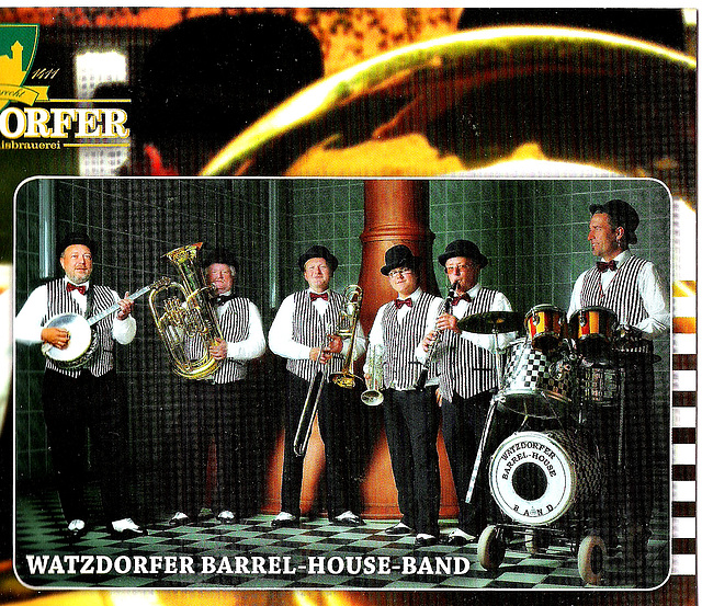 WATZDORFER BARREL-HOUSE-BAND