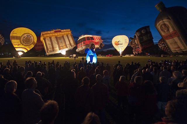 Balloon Sail - Kieler Woche