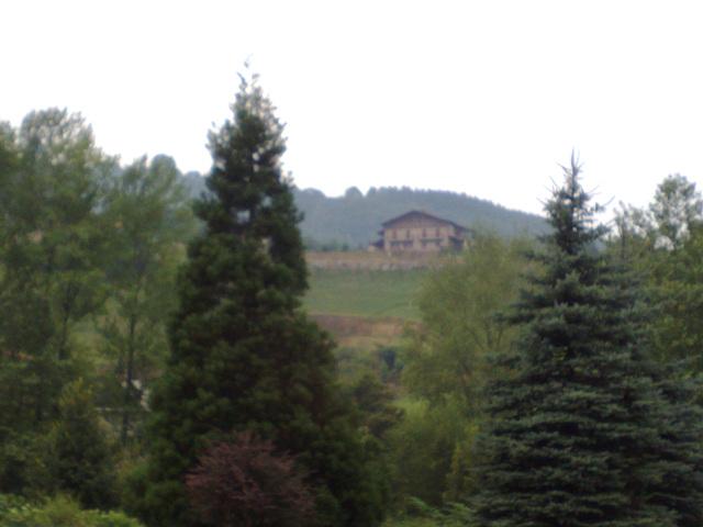 Navarra: caseríos en Sunvilla.