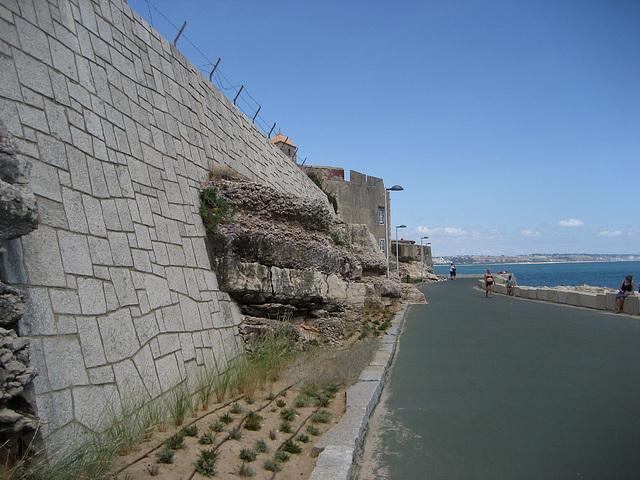 Oeiras, Maritime Walk, architectural detail (1)