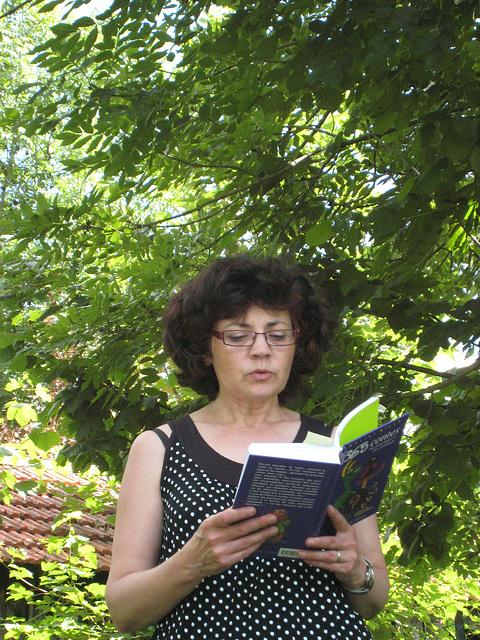 Jacqueline. Lecture à voix haute le 13/06/09