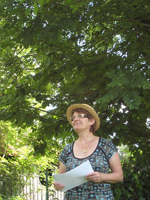 Françoise. Lecture à voix haute le 13/06/09
