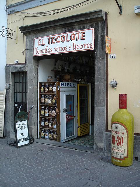 El Tecolote.