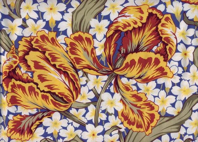 Textile Art - Tissu Paisley, Ecosse