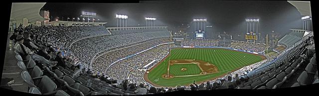 Dodger Stadium (8A)