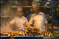 Istanbul cooks.......