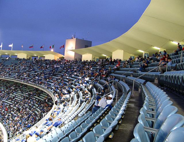Dodger Stadium Top Deck (0281)