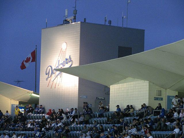 Dodger Stadium Top Deck (0283)