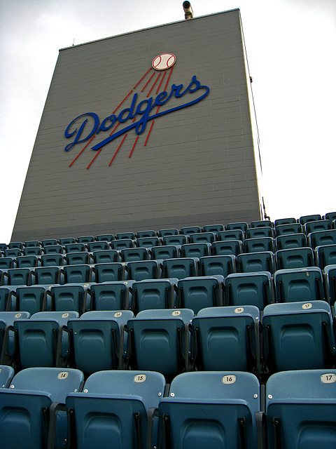 Dodger Stadium Top Deck (2736)