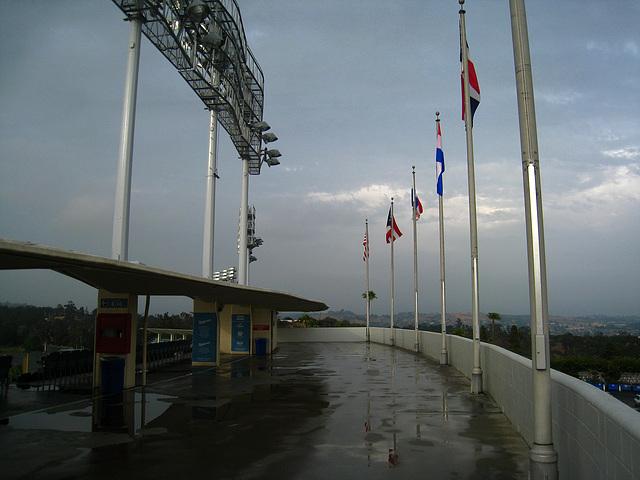 Dodger Stadium Top Deck (2743)