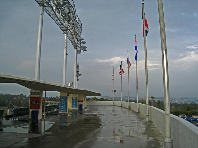 Dodger Stadium Top Deck (2743A)