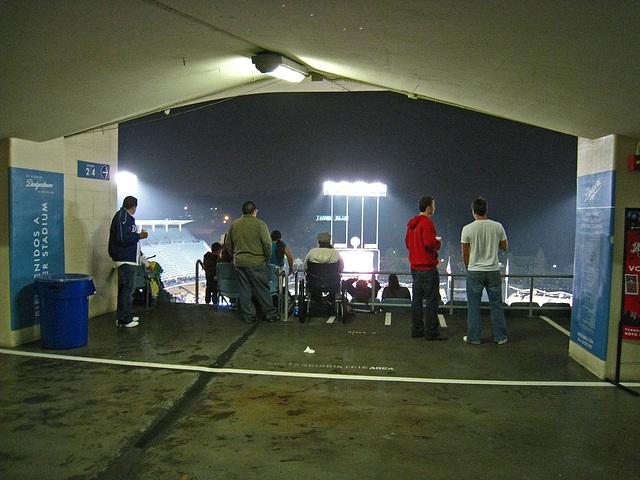 Dodger Stadium Top Deck (2760)
