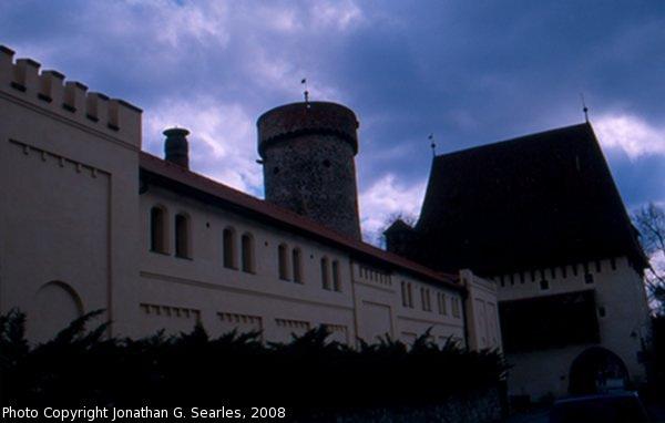 Hrad Kotnov, Picture 2, Tabor, Bohemia (CZ), 2008