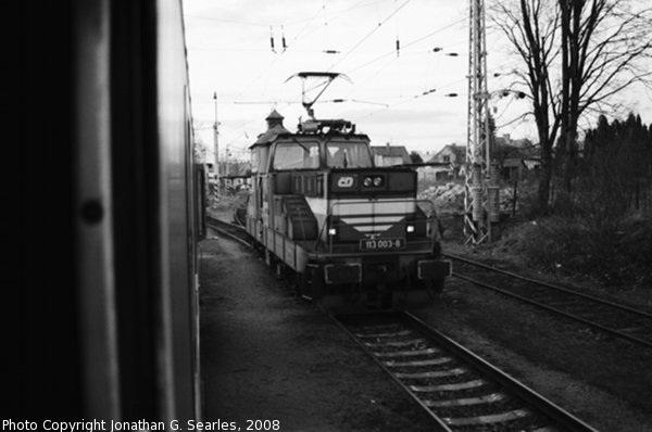 CD #113003-8 at Bechyne, Picture 2, Bechyne, Bohemia (CZ), 2008