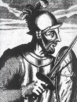Diego de Almagro, conquistador