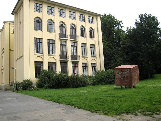 Lüneburg, altes Johanneum